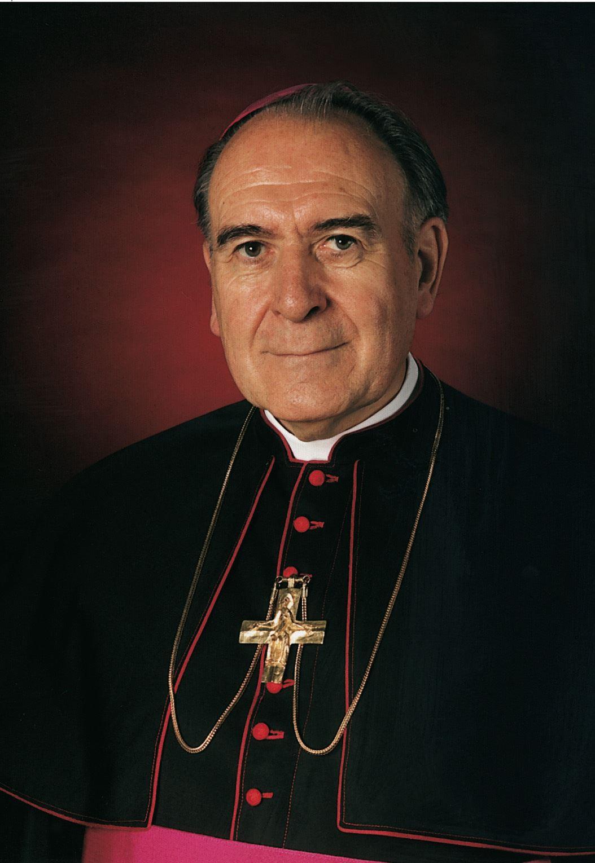 Ehrendomherr der Kathedrale von Augsburg: Bischof em. Manfred Müller (Foto: Pressestelle Bistum Regensburg).