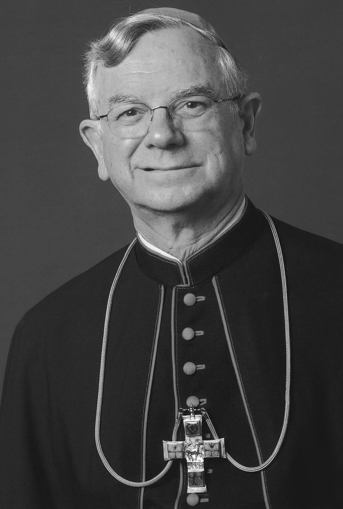 + Bischof em. Dr. Viktor Josef Dammertz. (Foto: Helmut Hien)