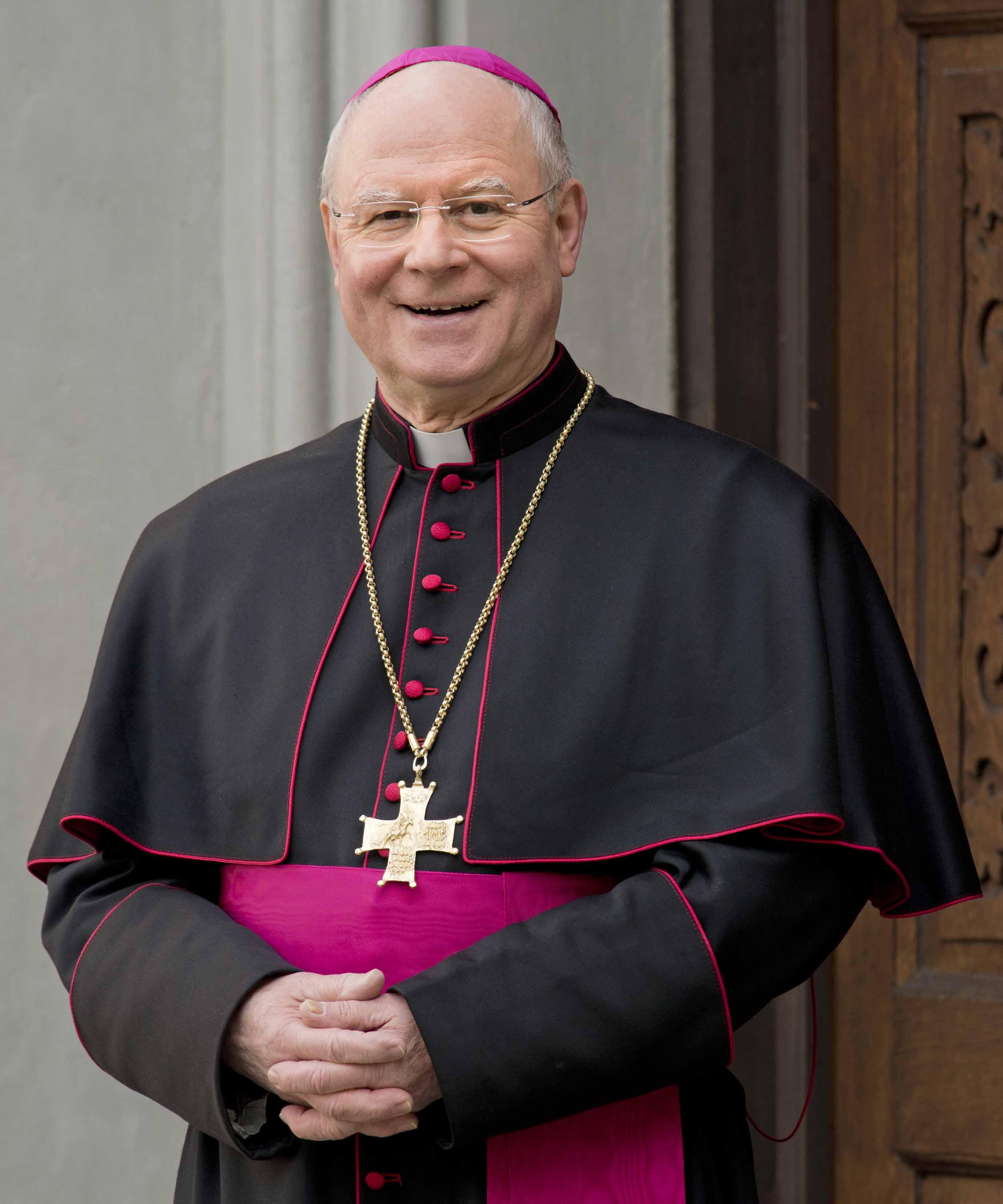 Bischof Dr. Konrad Zdarsa. (Foto: pba/Bernd Müller)