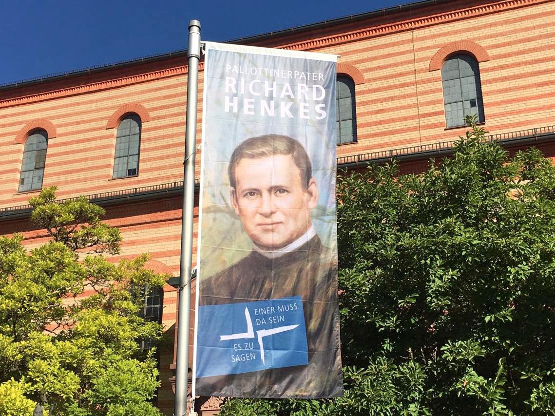 Der Dankgottesdienst für die Seligsprechung von Pater Richard Henkesfindet am 23. Oktober in Friedberg statt. (Foto: Pfarrei St. Jakob)