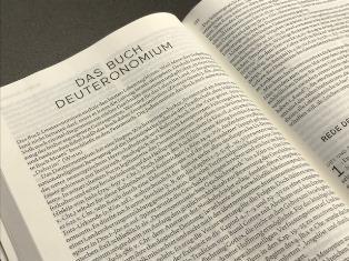 Deuteronomium: Seine theologische Botschaft
