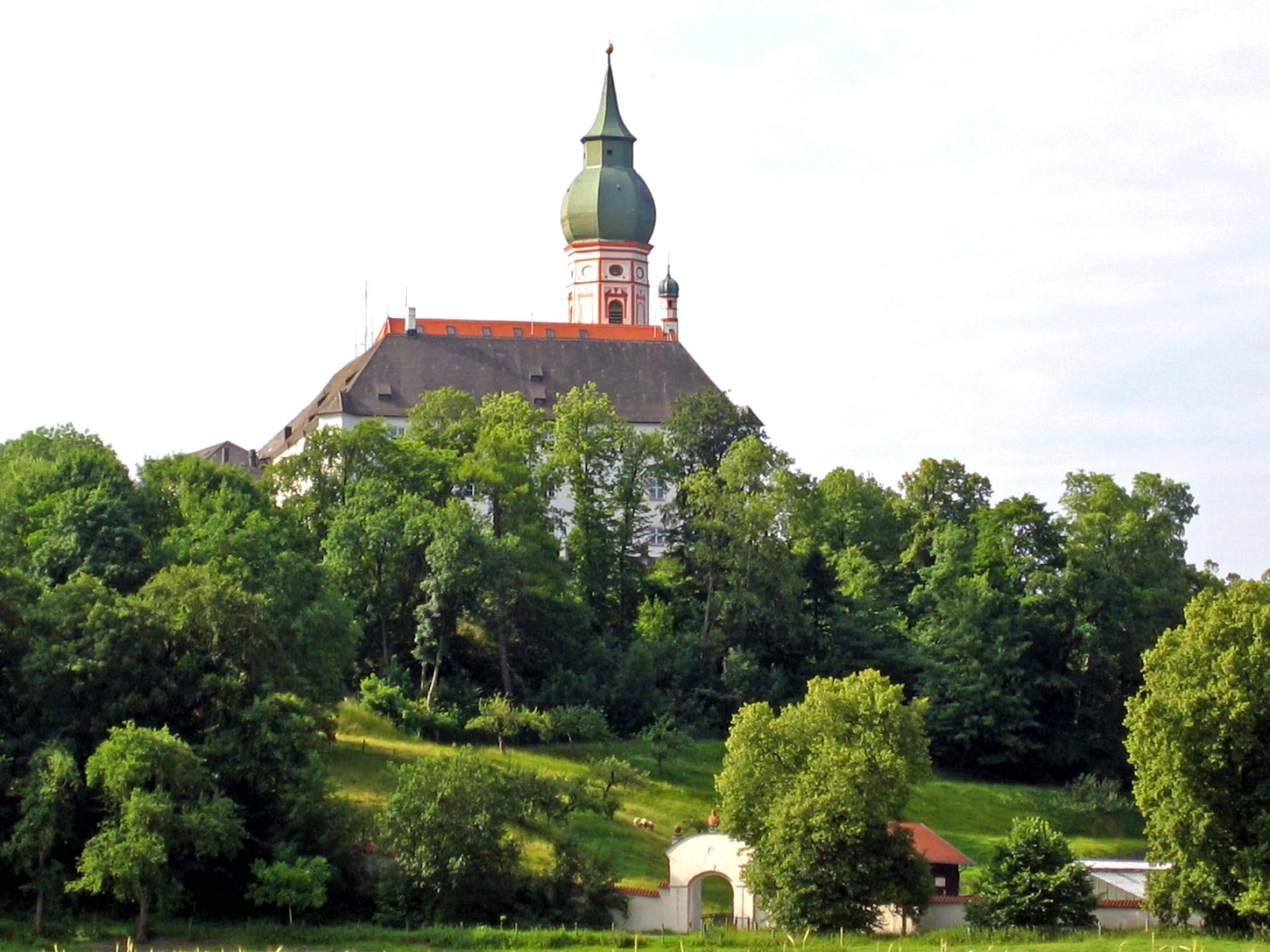 Foto: Kloster Andechs