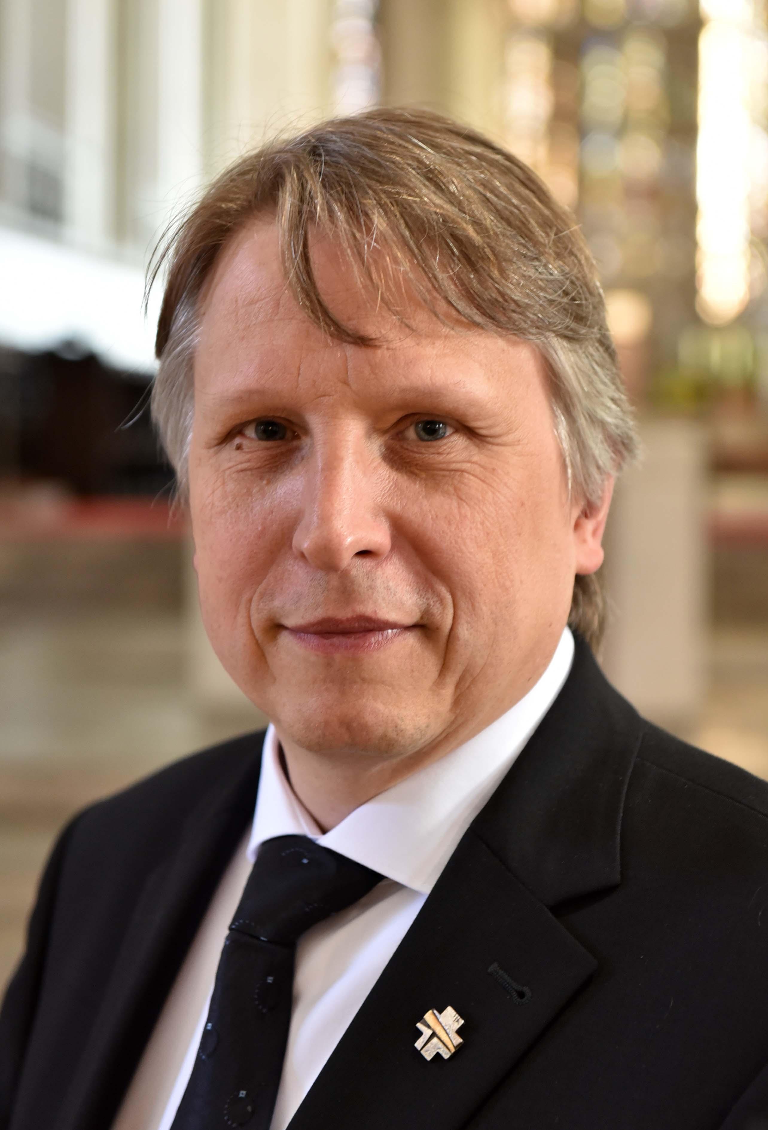 Domkapitular Pfarrer Dr. Thomas Groll (Foto: Nicolas Schnall / pba)