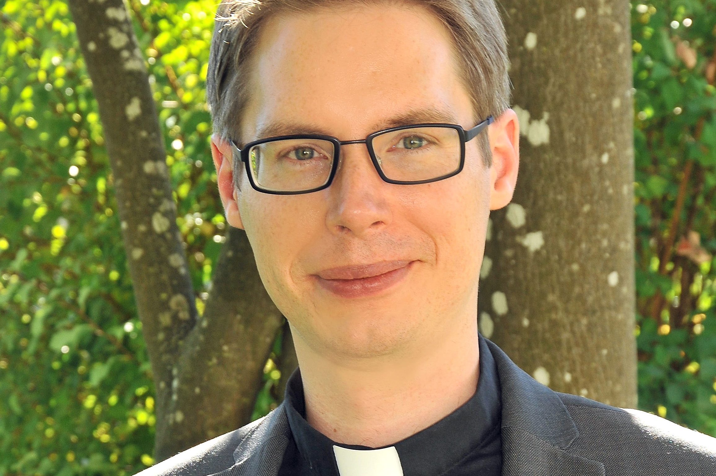 Pfarrer Tobias Wolf, künftiger Diözesanjugendpfarrer. (Foto: privat)