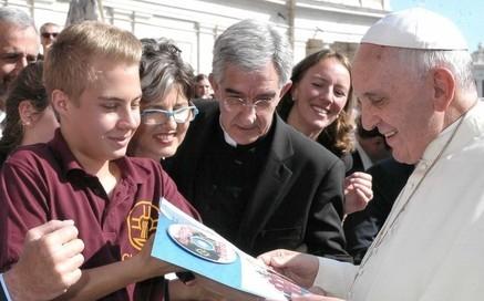 Einsatz für verfolgte Christen: Schüler sammeln zehntausend Unterschriften