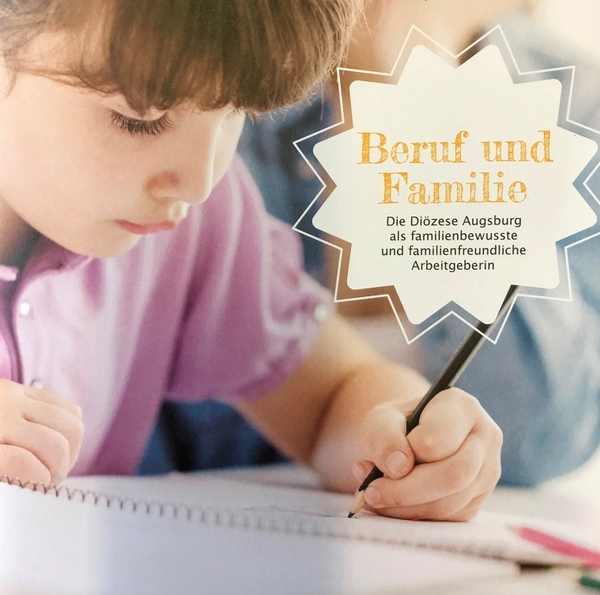 Familienbewusster Arbeitgeber: Neue Broschüre stellt die verschiedenen Angebote und Möglichkeiten vor