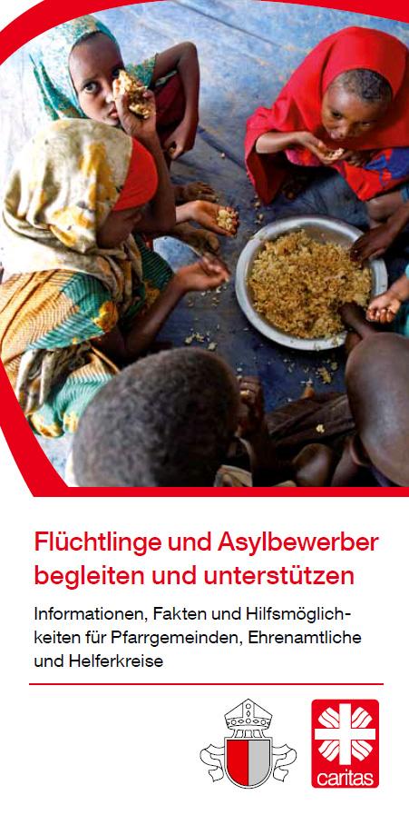 Flüchtlinge und Asylbewerber: Bistum Augsburg und Caritas veröffentlichen gemeinsame Handreichung