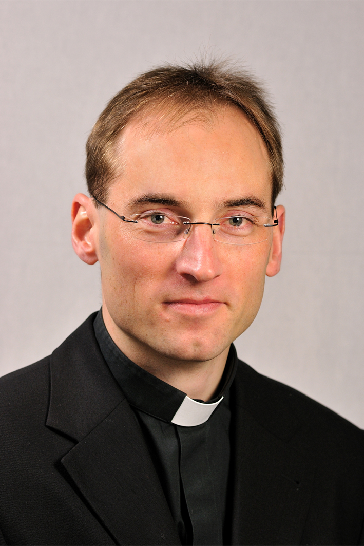 Sprecher des Priesterrats: Stadtpfarrer Christoph Hänsler. (Foto: privat)