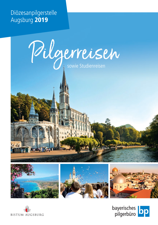 Klassische Wallfahrtsorte und überraschende Ziele: Diözesane Pilgerstelle lädt 2019 zu sieben Reisen ein