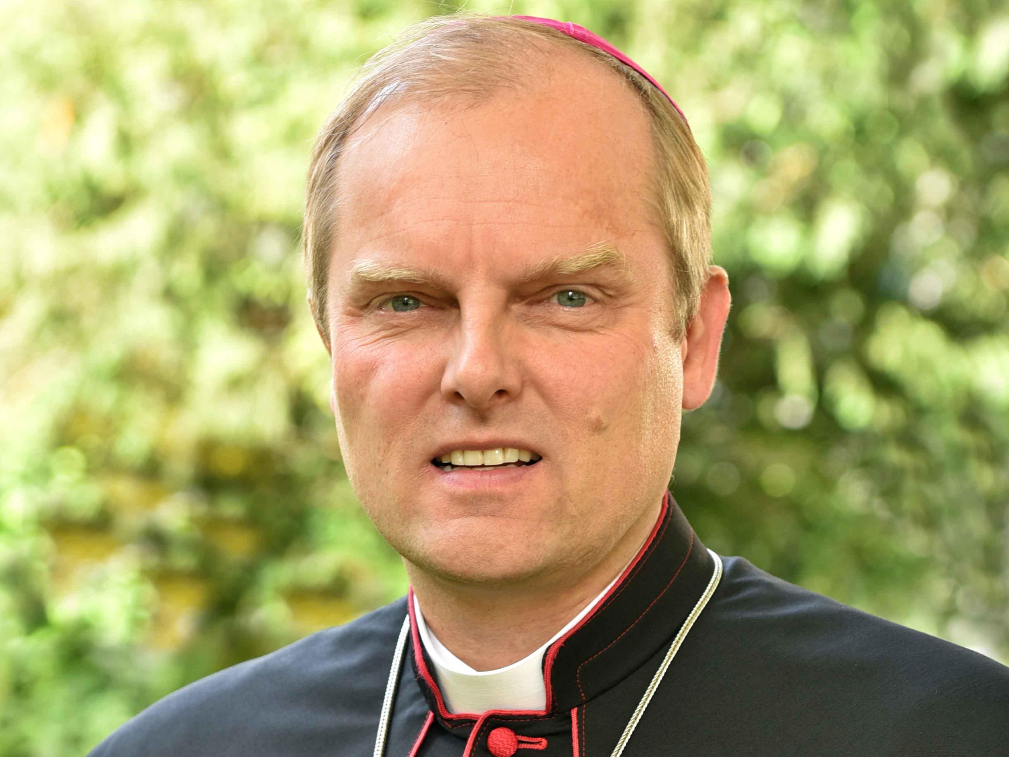 Weihbischof Florian Wörner. (Foto: Nicolas Schnall / pba)