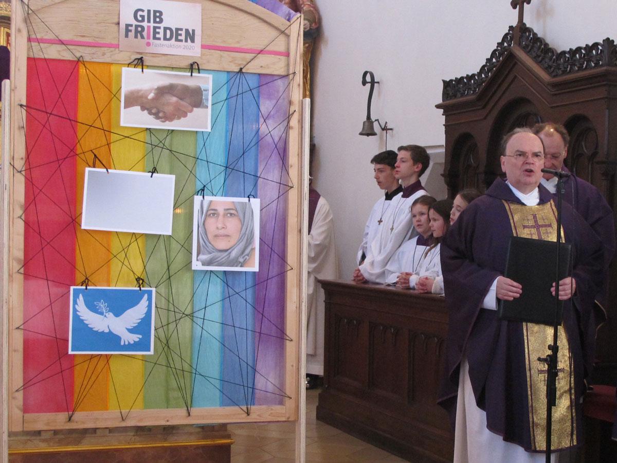 Foto: Katharina Wachinger, Pfarrei Griesbeckerzell