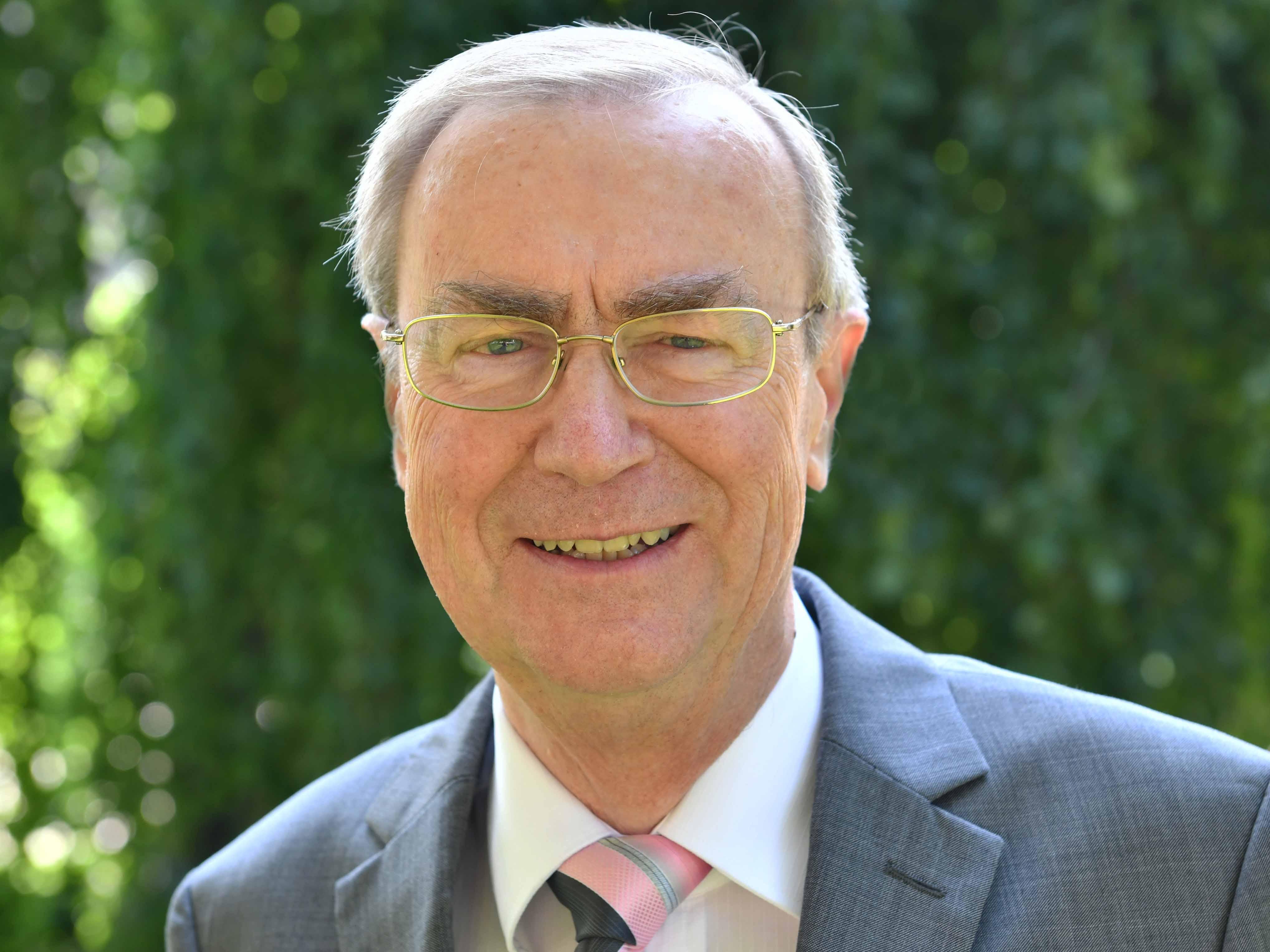 Richter i.R. Michael Triebs, externe Ansprechperson der Diözese Augsburg für Hinweise auf sexuellen Missbrauch. (Foto: Daniel Jäckel / pba)
