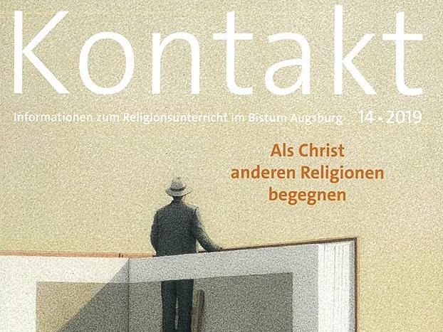 Neues Kontakt-Heft zum Interreligiösen Dialog