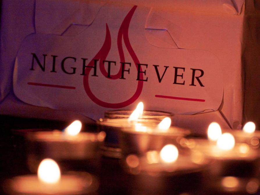 Nightfever: zur Ruhe kommen und Gottes Liebe erfahren. (Foto: Joshua Golde)