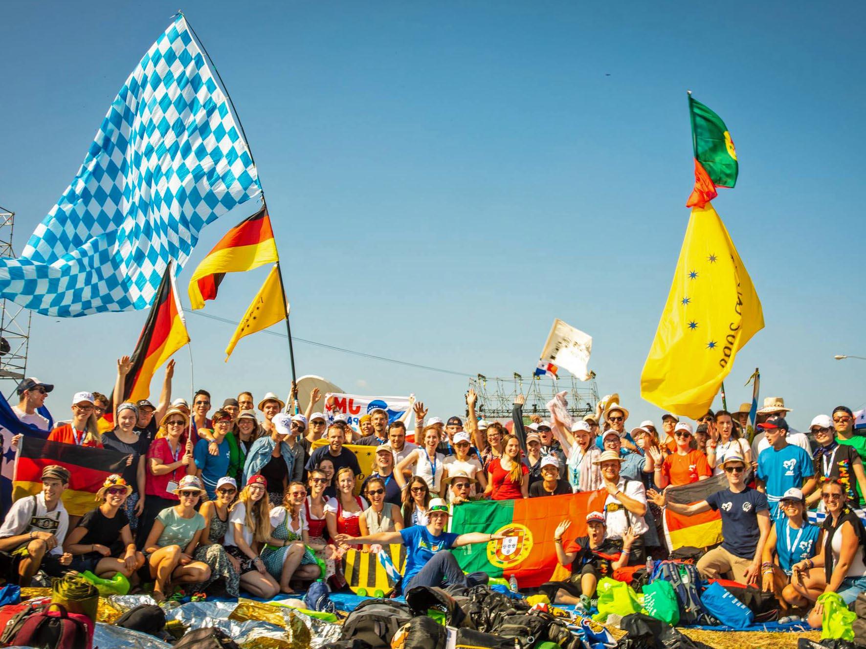 Der Höhepunkt des Weltjugendtags: Zu Vigil und Abschlussgottesdienst mit Papst Franziskus feierten hunderttausende junge Erwachsene auf dem Campo Juan Pablo II ihren Glauben. (Foto: Radio Horeb)