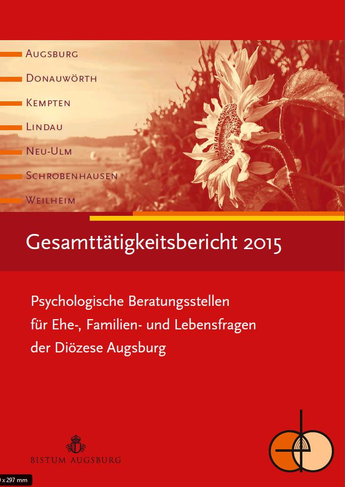 Psychologische Beratungsstellen für Ehe-, Familien- und Lebensfragen stellen Gesamttätigkeitsbericht 2015 vor
