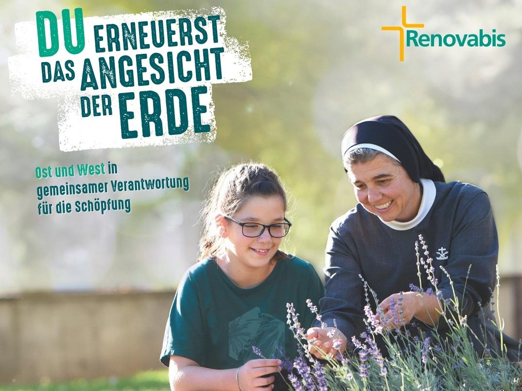 """Renovabis-Pfingstaktion: Thema """"Schöpfung"""""""