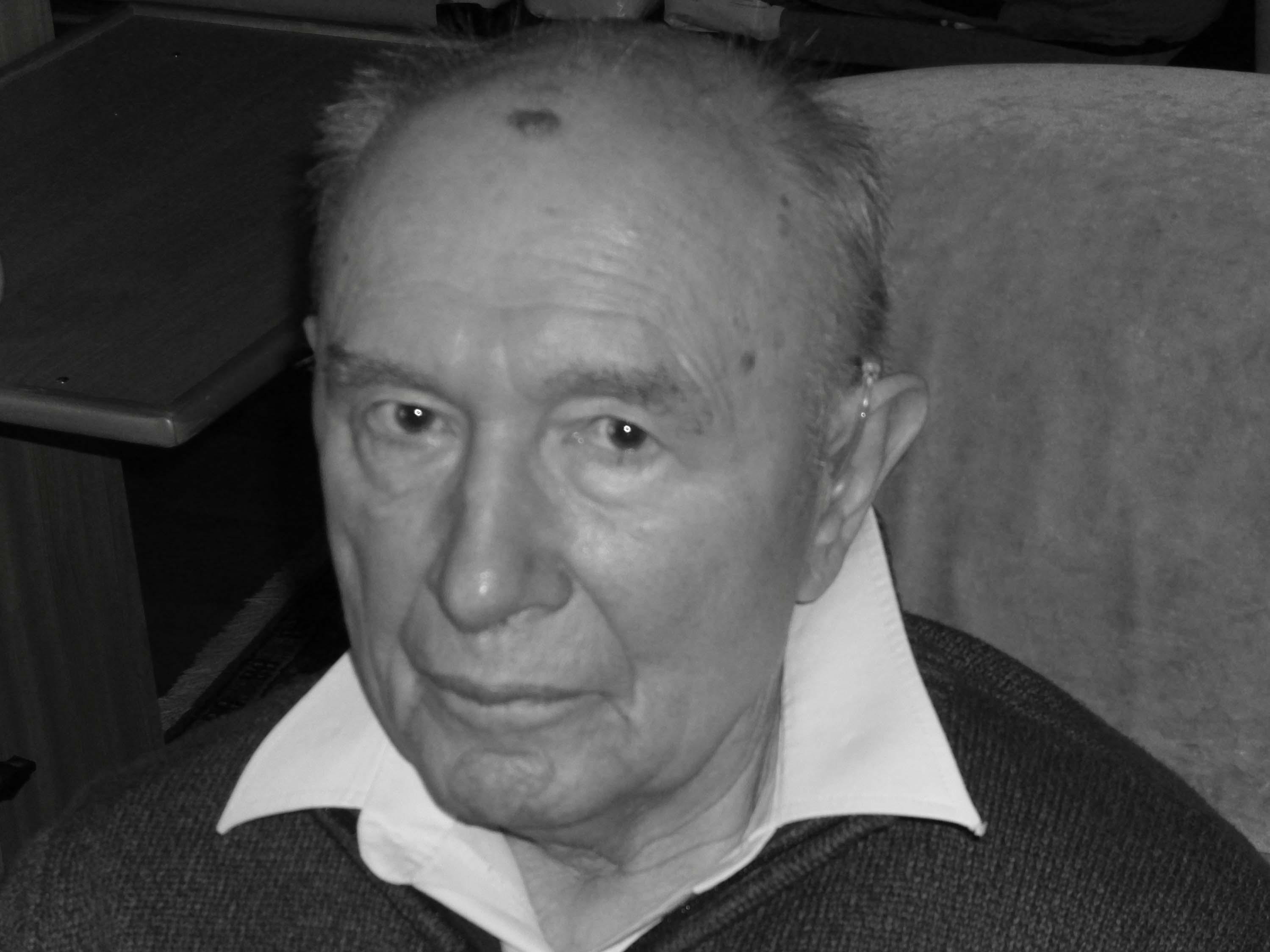 + Pfarrer i.R. Josef Viertl. (Foto: privat)