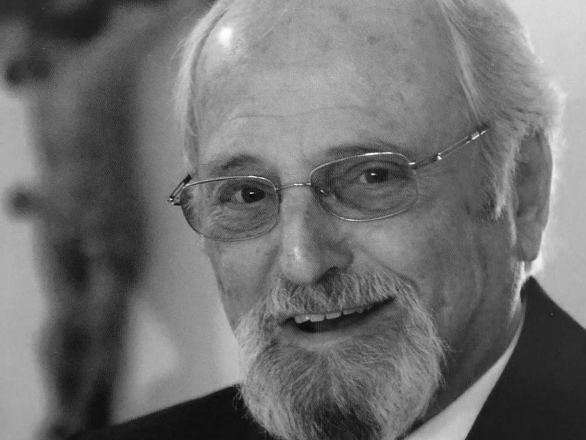 + Ruhestandspfarrer Reinhard Deininger. (Foto: privat)
