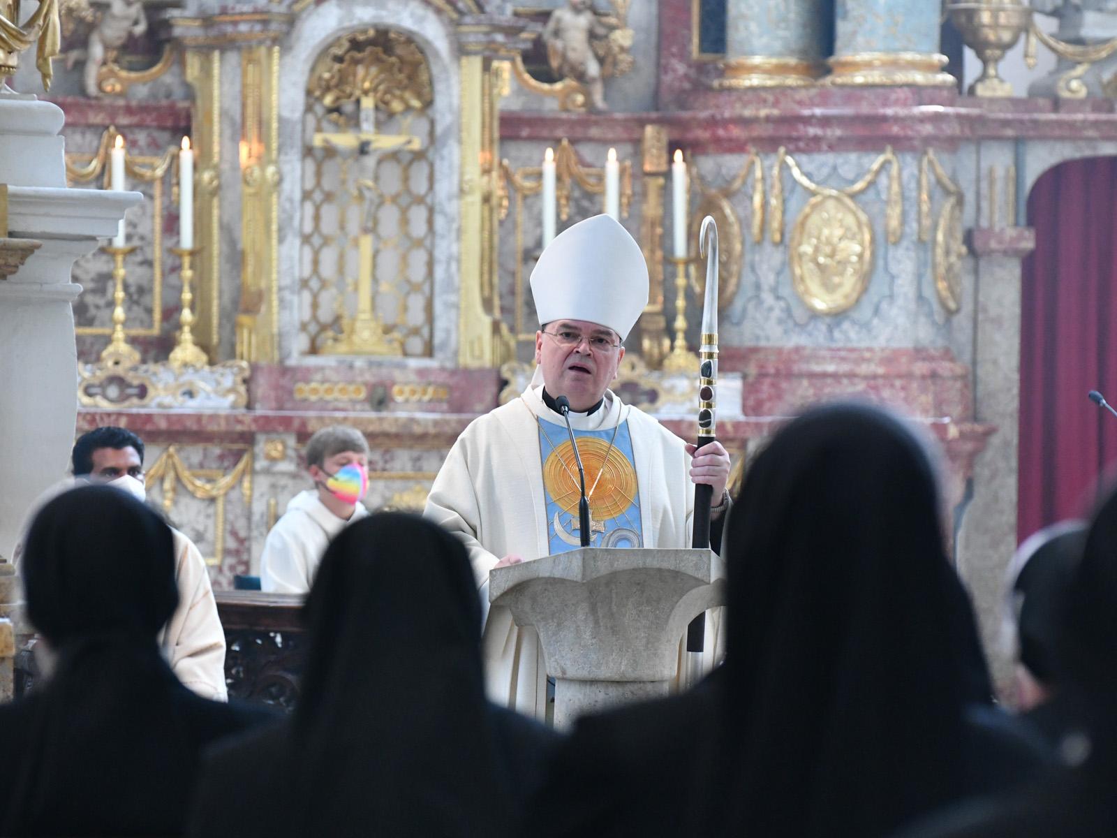 Die Dillinger Franziskanerinnen feierten auch 775 Jahre als approbiertes Kloster