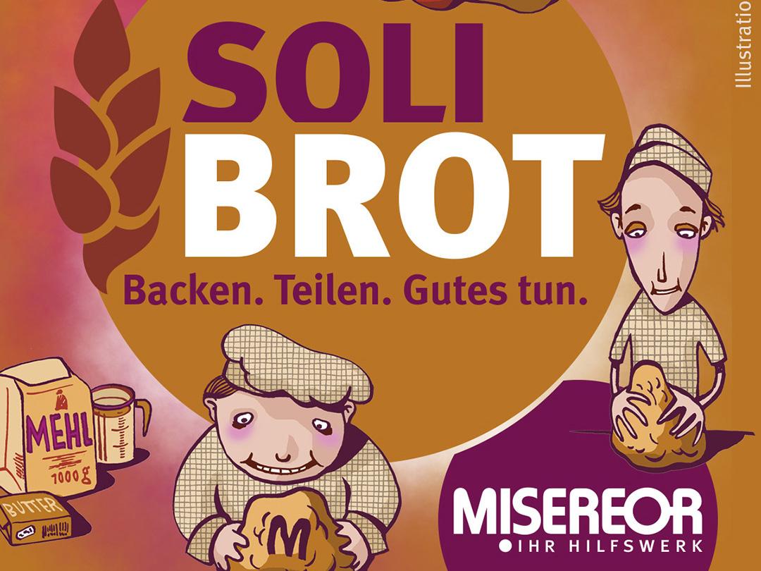"""""""Solibrot-Aktion"""" und wöchentliche Impulse"""