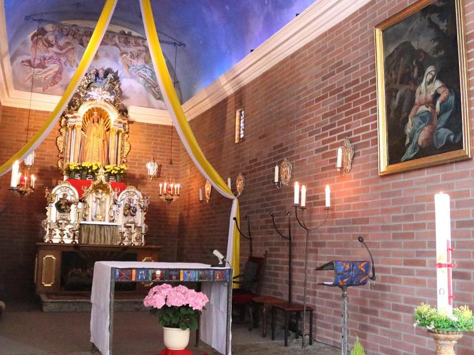 Auch die Kobelkirche in Westheim/Neusäß geht auf das Heiligtum in Loreto zurück. (Foto: Peter C. Düren)