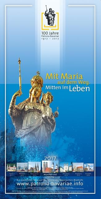 Wallfahrt der bayerischen Bistümer führt im Mai zur Mariensäule nach München
