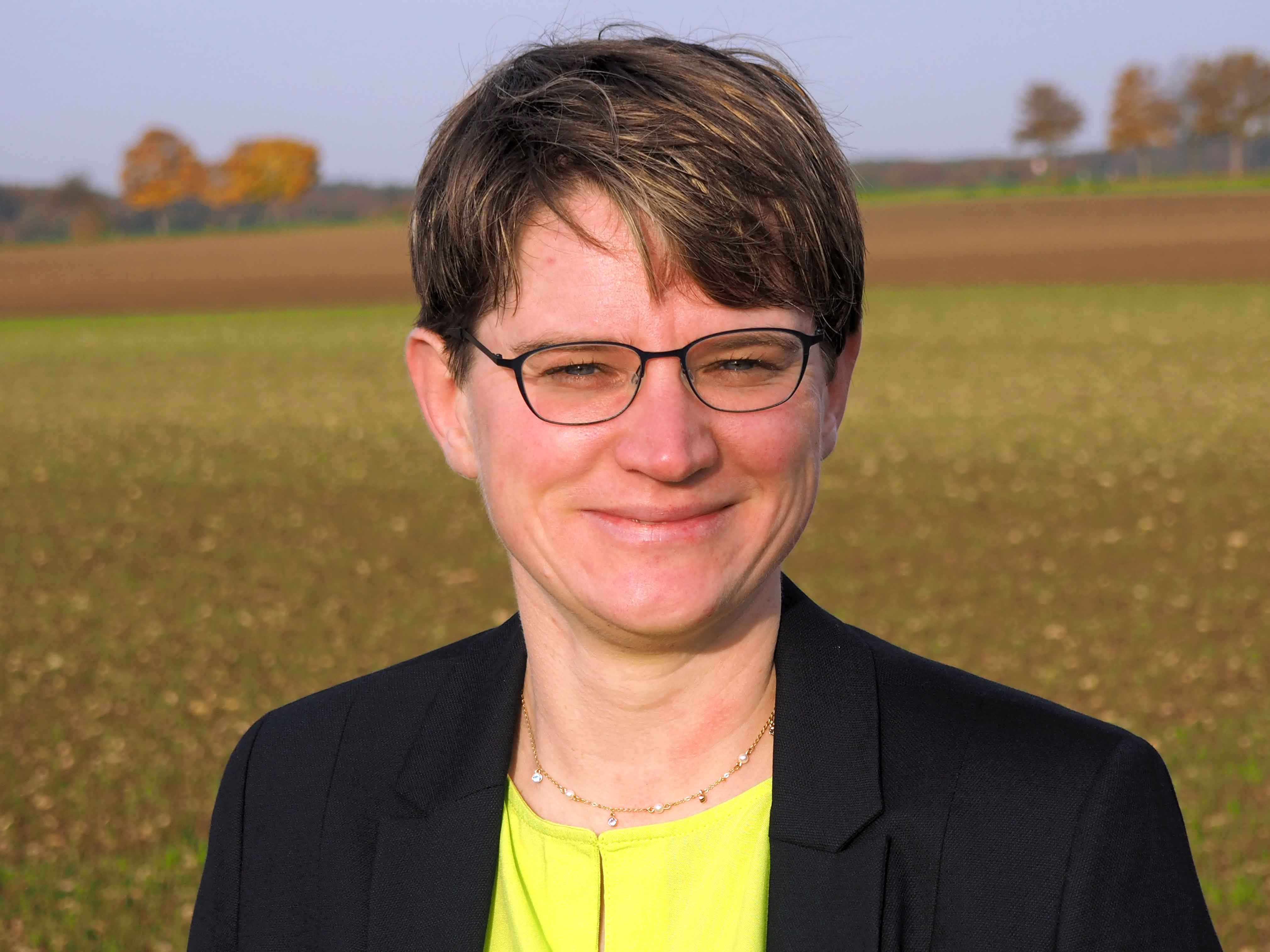 Maria Muther, ab Dezember neue Fachbereichsleitung Ehe-, Familien- und Lebensberatung im Bistum Augsburg. (Foto: privat)