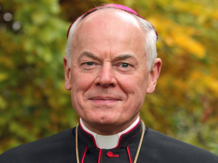 Weihbischof Anton Losinger kritisiert die Vorschläge zu assistiertem Suizid in kirchlichen Heimen. (Foto: Beatrice Schubert)
