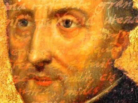 Petrus Canisius (Foto: wikimedia, Miniatur 1699, Rijksmuseum Amsterdam)