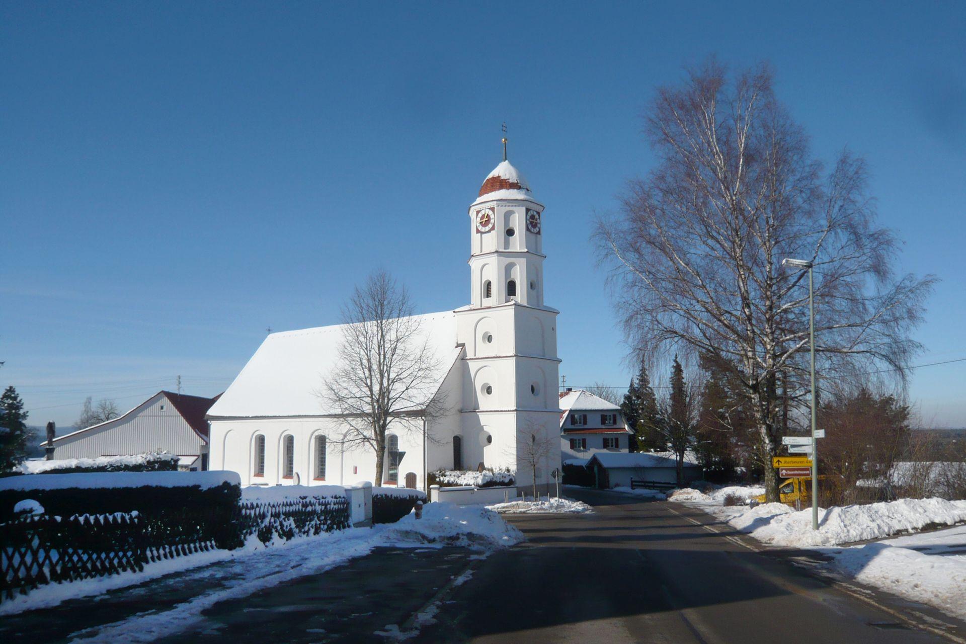 Filialkirche Kronburg