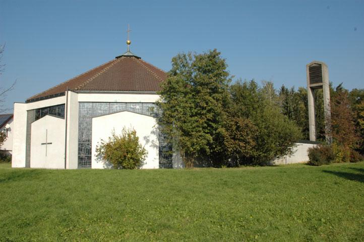 St. Therese von Lisieux Möttingen