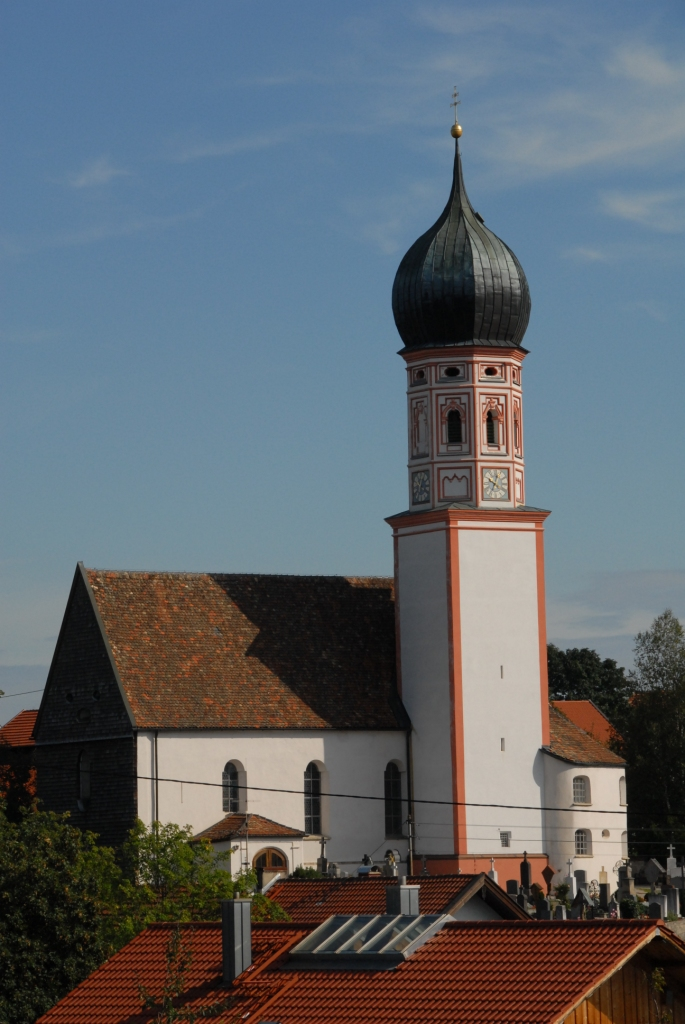 Bilder und Geschichte unserer Kirche