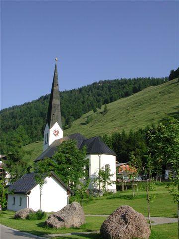 Pfarrkirche St. Anton, Balderschwang