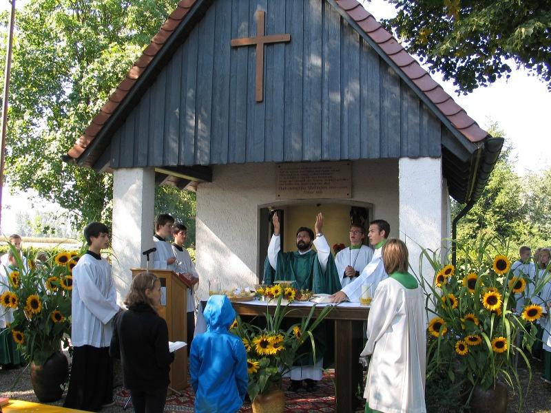 Wallfahrtsgottesdienst im Lerchenfeld