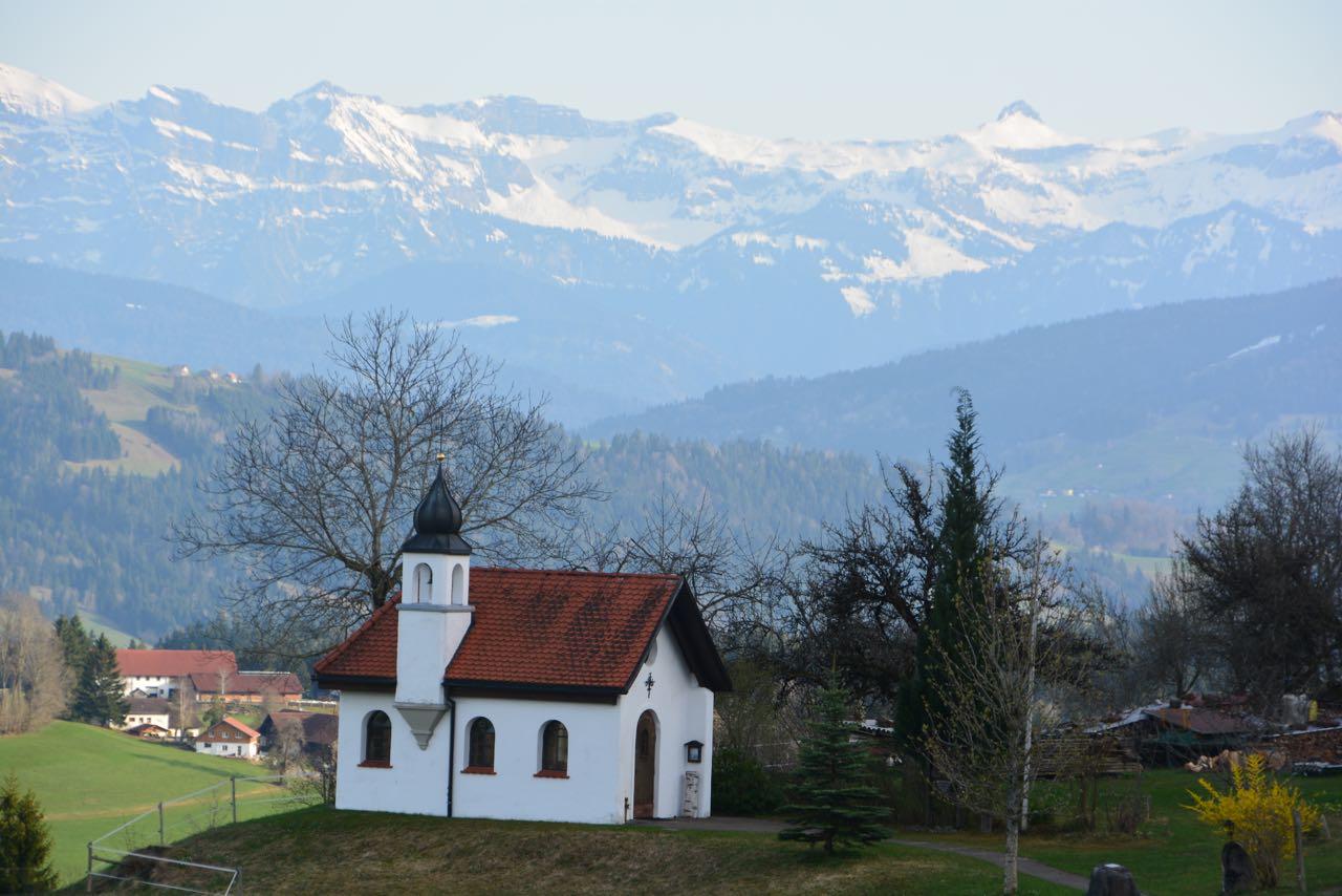 ökumenische Hubertuskapelle in Forst