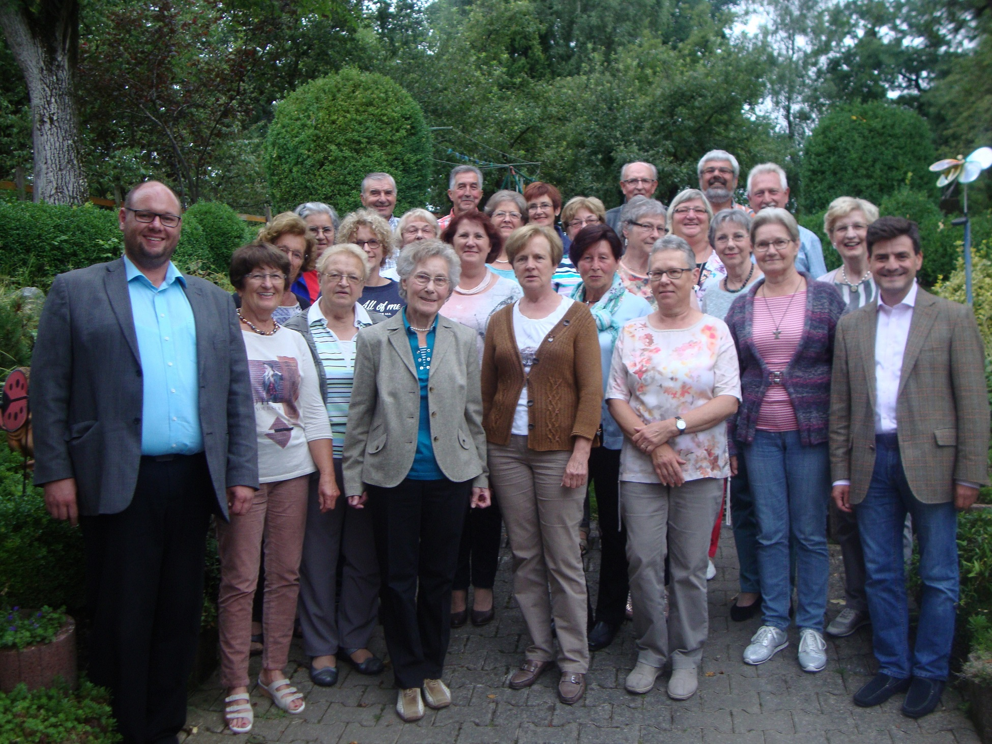 Kirchenchor St. Georg 2017