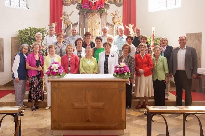 Kirchenchor St. Georg 2014