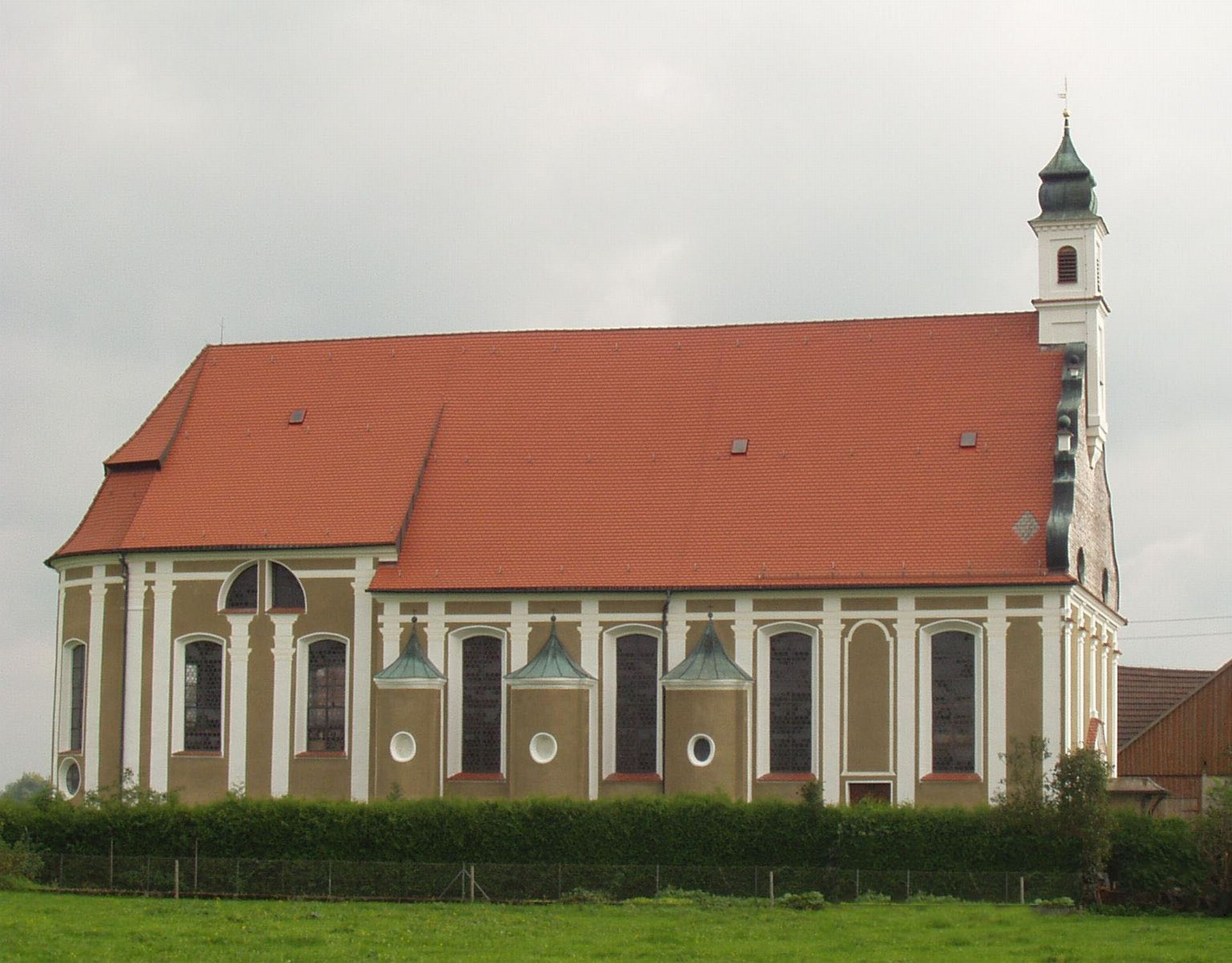 Wallfahrtskirche Lehenbühl