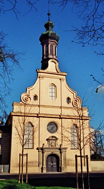 St. Johannes Lauingen