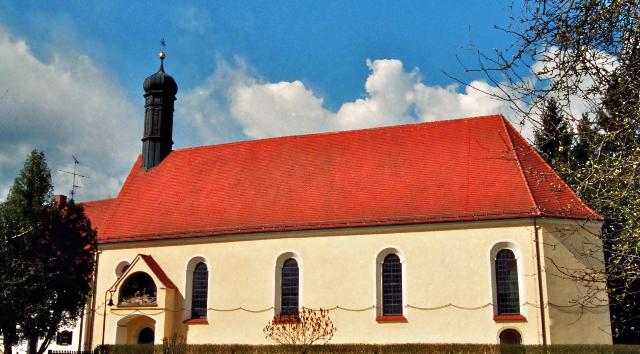 Wallfahrtskirche St. Leonhard Lauingen