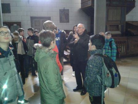 Firmlinge besuchten den Firmspender im Hohen Dom zu Augsburg