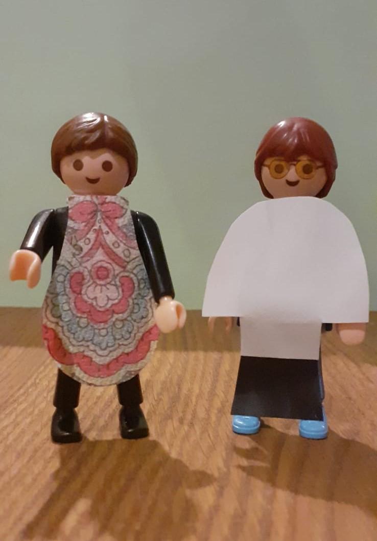 Playmobil lässt grüßen!