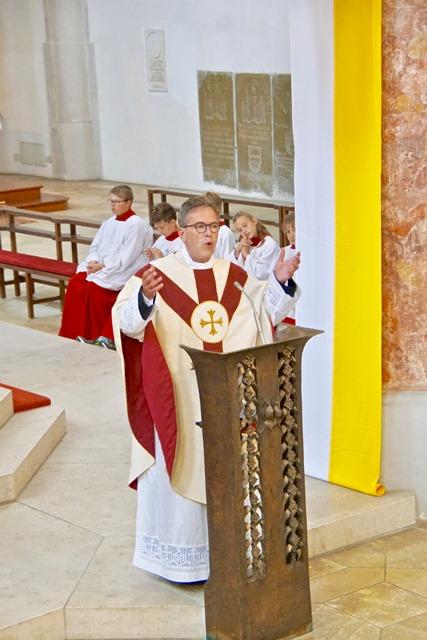 Festprediger H.H. Dekan Bischöflich Geistlicher Rat Klaus Bucher
