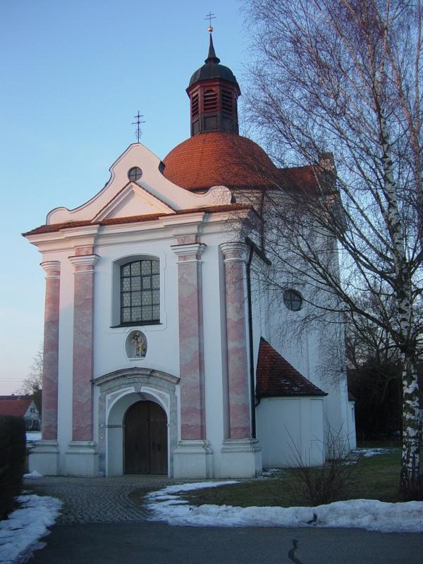 Herrgottsruhkapelle