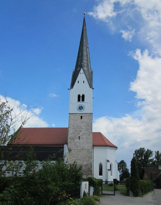 Pfarrkirche Wielenbach