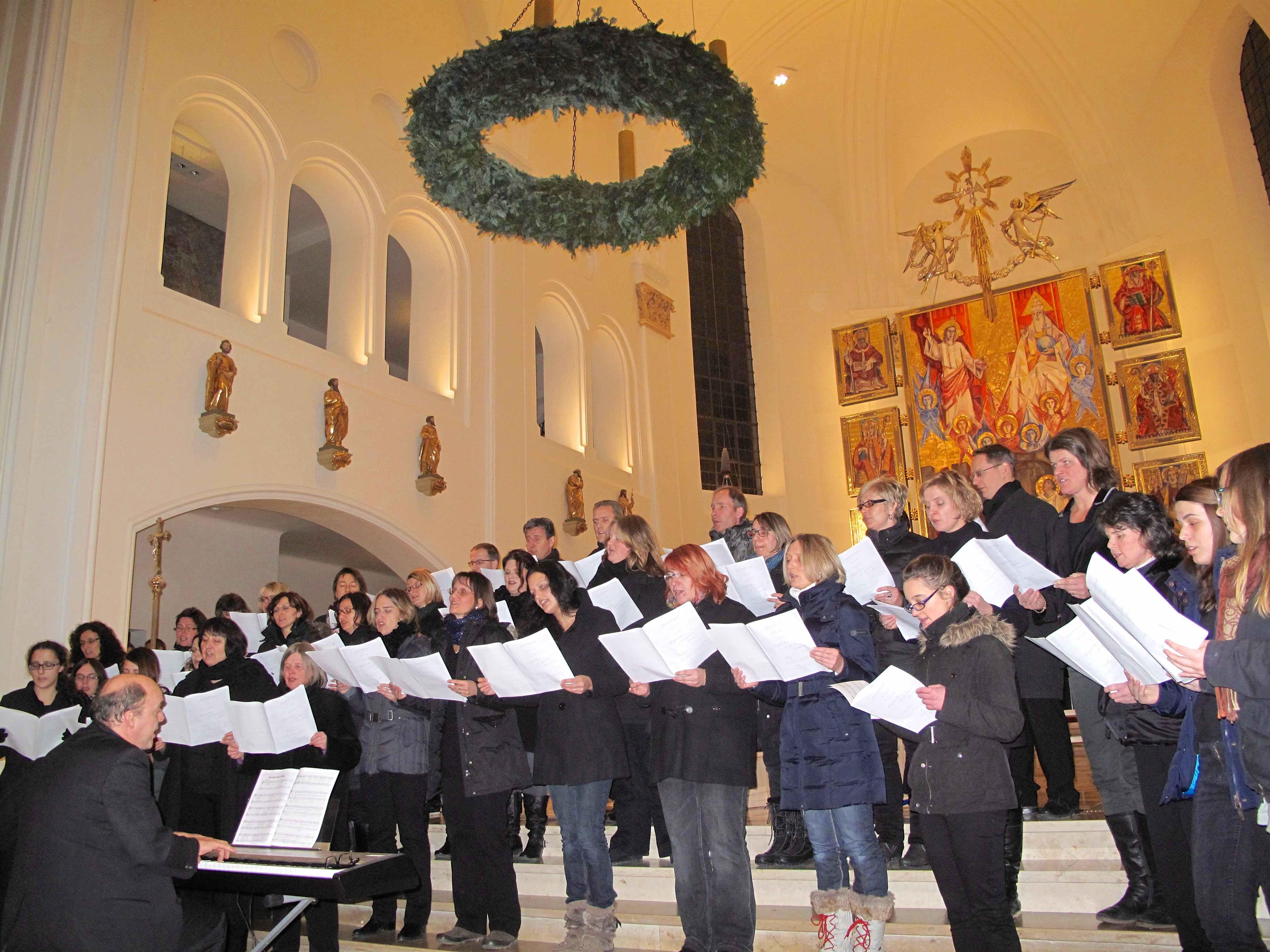 Gospelchor - Konzert