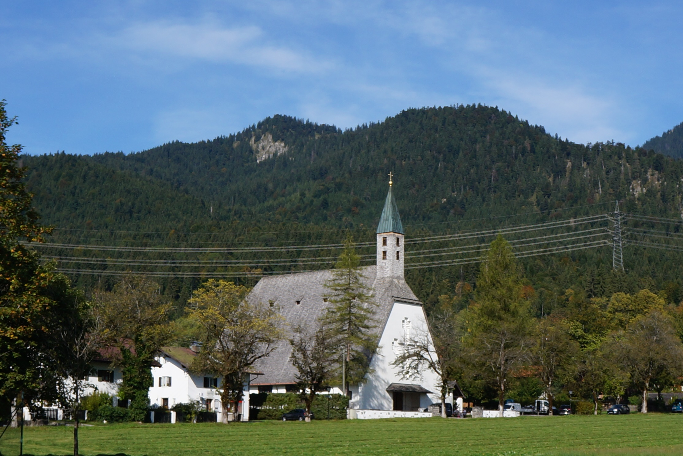 Pfarrkirche St.Ulrich