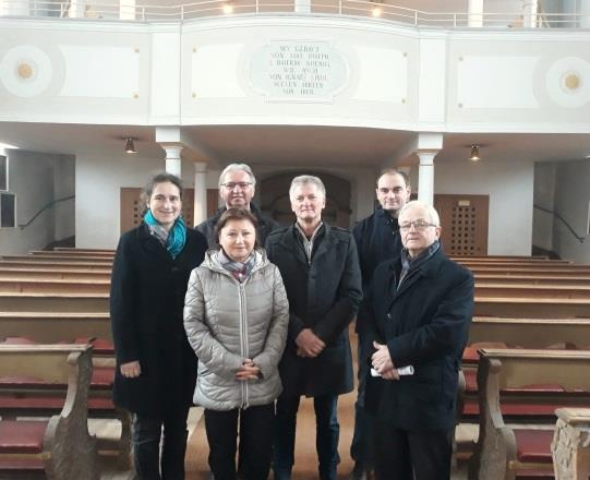 Kirchenverwaltung St. Martin, Baindlkirch