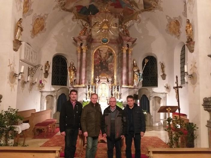 Kirchenverwaltung Maria Hilf, Holzburg
